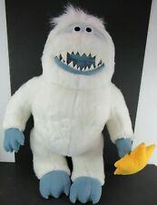 "Cvs Rudolph Island Misfit Toys Plush 24"" Abominable Snowman Bumble w/Orig Tags"