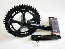 SRAM APEX 10 2×10 Speed Double Crankset Chainset 170mm with GXP Bottom Bracket