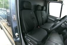 MERCEDES SPRINTER 2010 - 2018 WATERPROOF HEAVY DUTY SEAT COVERS: TOWN & COUNTRY
