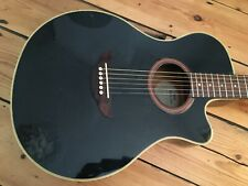 Yamaha APX 4A Electro Acoustic Guitar Roadworn