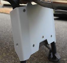 Rugged Roads Centerstand Guard / Skidplate - Silver - 2013+ R1200GS / ADV LC