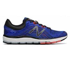 New Balance M1260B07 v7 Athletic Running Blue Orange SHOES Men's Sz 10.5 4E NEW