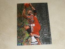 1996-97 Fleer Metal Universe #11 Michael Jordan Lot A