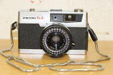 Petri 7S II Rangfinder Kamera 45 mm 1:28 (2608)