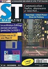 ST Magazine   N°89   dec 1994 : Persistence of vision