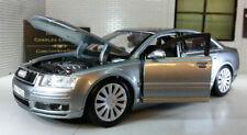 Coche de automodelismo y aeromodelismo Audi vaciado