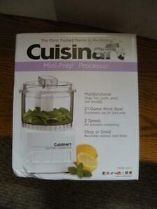 CUISINART MINI-PREP  FOOD PROCESSOR DLC-1