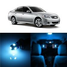 16 x Ice Blue LED Interior Light Package For 2006 - 2010 Infiniti M35 + PRY TOOL