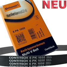 NEU 1050 Keilrippenriemen Contitech Sync belt Audi A3 1,9 - 2,0 TDI Leon 1P1