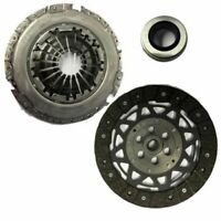 NEW CLUTCH KIT FOR SACHS DUAL MASS FLYWHEEL FOR VW GOLF HATCHBACK 2.0 TDI