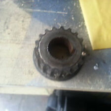 TOYOTA MR2 Mk 1 4age aw11  corolla bottom crank cambelt  pulley woodruff