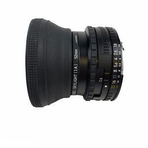 Nikon Series E 50mm 1:1.8 Lens - with Caps, Skylight Filter Made in Japan