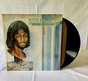 """Steve Arrington """"Hall Of Fame 1""""- 12"""" inch vinyl LP- ORIGINAL SHRINK... 465a"""