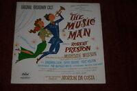 """Eine alte Musical LP """" The Music Man """""""