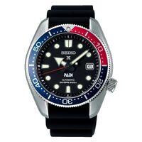 Seiko Padi Pepsi 44 mm Automatic 200 M Diver's Stainless Steel Watch - SPB087J1