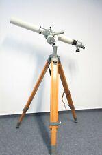 Carl Zeiss Jena Teleskop Telementor 63/840mm + 16-O + 25-H + 40-H + Zubehör
