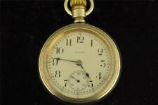 Pocket Watch Grade 288 From 1918 Vintage 18 Size Elgin Swing Out Style