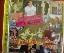 Peter & The Test Tube Babies Loud Blaring Punk Rock CD NEW SEALED