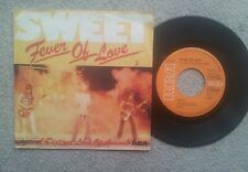 The Sweet Fever of Love German COLLECTORS EDITION 7 Inch Vinyl Single 1977