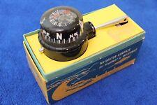 Vintage Original NOS Taylor Navigator 2958 Auto Compass Accessory Box Truck Boat
