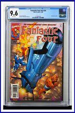 Fantastic Four #v3 #24 CGC Graded 9.6 Marvel December 1999 Comic Book