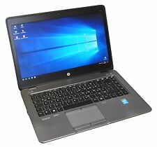 HP EliteBook 840 G1 i5 4300U 1.9GHz 8GB 180GB SSD CAM BLT 1600x900 HD+ WIN 10