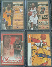 Single - Insert Kobe Bryant Basketball Trading Cards