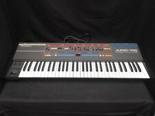 Roland Juno106 Vintage Analog Synth Keyboard 61 Key with Case