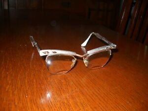 MUCHAO Vintage Clear Lens get/önte Rahmenlinse Cat Eye-Lesebrille