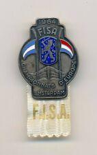 FISA European Rowing Championships 1964 Amsterdam Official FISA pin badge