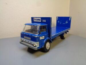 TEKNO KIRK DENMARK No 919 VINTAGE 1960'S FORD D-800 IRMA TRUCK ULTRA RARE VG