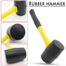 Durable Rubber Hammer Double Face Non Slip Handle Tiling Mallet Well kit