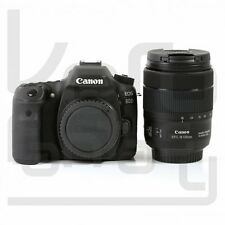 UK Canon EOS 80D Digital SLR Camera + 18-135mm f/3.5-5.6 IS USM Lens