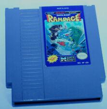 Rampage (Nintendo Entertainment System, 1988) NES Movie original