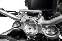 BMW F 750 850 GS Touratech GPS-Anbauadapter auf Lenkerklemmung GPS-Halter/Navi-H