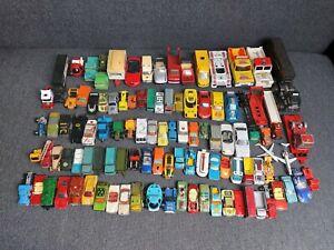 1 Kg Spielzeugautos LKW Konvolut Matchbox, Corgi, Siku und andere Hersteller