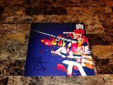 Gilby Clarke Rare Signed Promo Poster Flat Pawnshop Guitars Guns N' Roses + COA