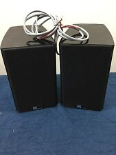 Set of 2 Pure Acoustics Noble 2-S rear loud speakers