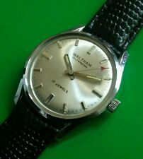 Buy It Now Or Best Offer, Vintage WALTHAM Men's  Watch Running *SERVICED*