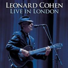 Live in London by Leonard Cohen (Vinyl, Jan-2018, 2 Discs, Columbia (USA))