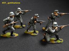German Pre-1500 1:32 Airfix Toy Soldiers
