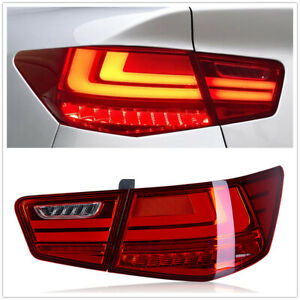 LED Dynamic Turn Signal Taillight Assembly For Kia Forte 2010-2013 DN