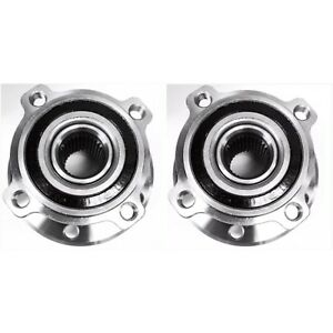 Rear Wheel Hub Bearing ASSEMBLY FOR BMW 645Ci 650i PAIR FAST SHIPPING