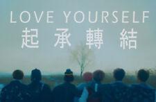 BTS LOVE YOURSELF 轉 TEAR 3rd Random Album CD+POSTER+Foto Buch+Card+S.Photo