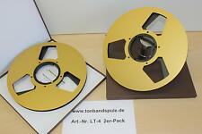 Tonbandspule/ Tape Reel NAB - 2erPack - f. Revox Studer Teac Art-Nr. LT-4 -
