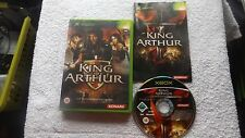 KING ARTHUR THE TRUTH BEHIND THE LEGEND XBOX V.G.C. FAST POST COMPLETE