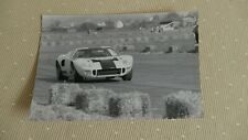 JOCHEN RINDT im FORD GT40   Zeltweg 1966