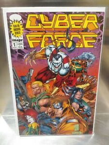 CYBER FORCE 1-25 + ANNUALS 1 & 2 + UNIVERSE SOURCEBOOK 1 & 2  IMAGE COMIC LOT