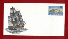 Pitcairn Island H.M.A.V Bounty prepaid envelope no. 1