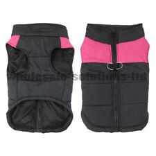 Ropa y calzado abrigo color principal rosa para perros